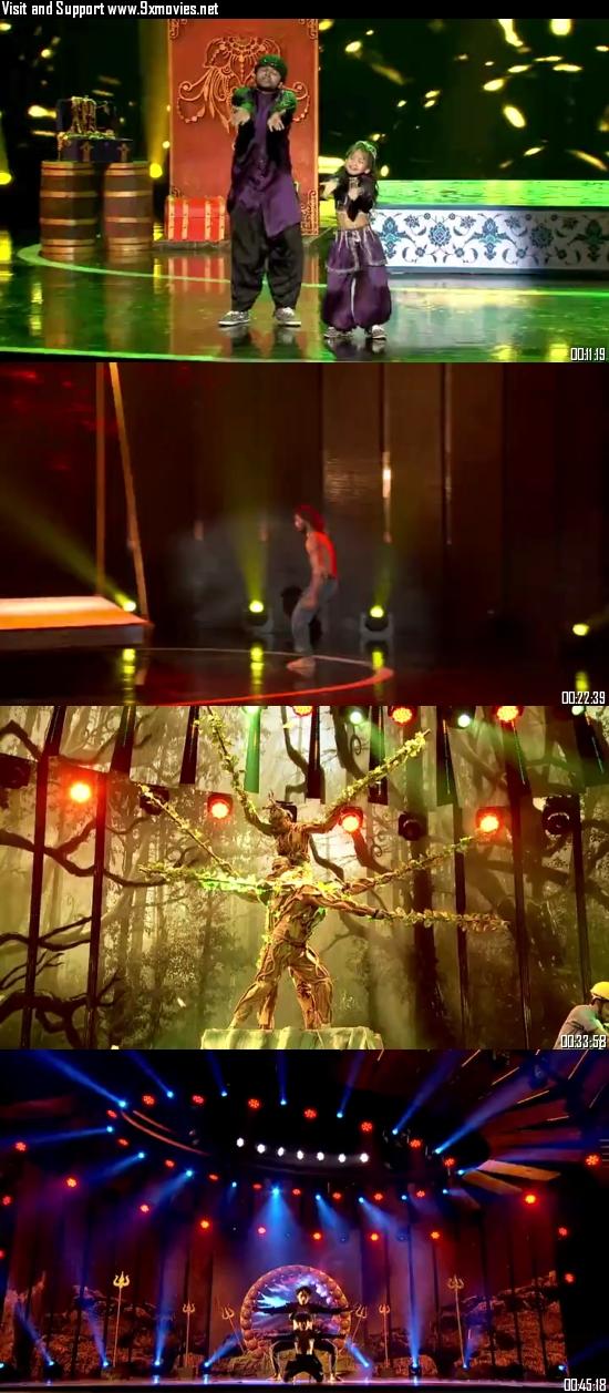 Dance Deewane Season 25 September 2021 HDTV 480p 250MB