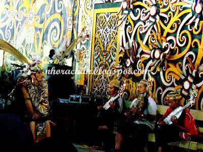 Desa Budaya Pampang Indonesia