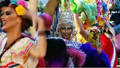Pasarela Drag Queen 2017, Carnaval de Las Palmas de Gran Canaria