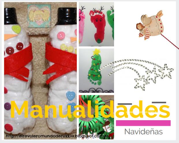 manualidades-navideñas-niños