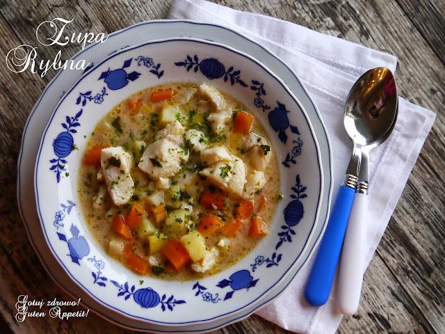 Zupa rybna i przygotowanie bulionu rybnego - Czytaj więcej »