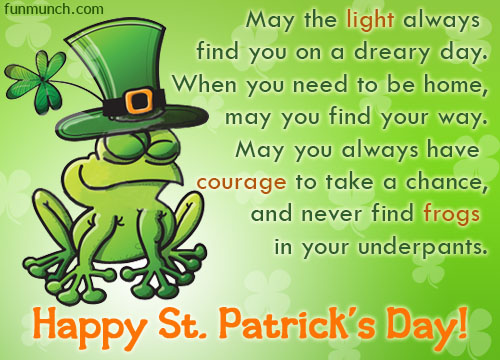 #100+ Happy St. Patrick's Day Wishing Message & Wishing