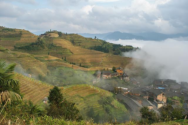 Le village de Ping'an
