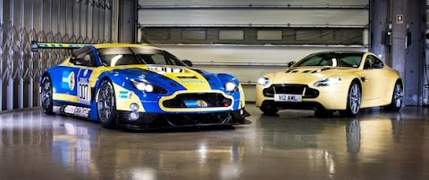 Aston Martin Returns to the 'Ring