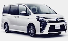 Mobil Terbaru All New Toyota Voxy Serta Review Harga dan Keunggulan