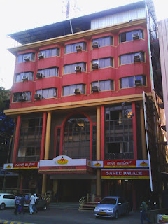 Hotel Mangalore International on K.S.Rao Road Hampankatta