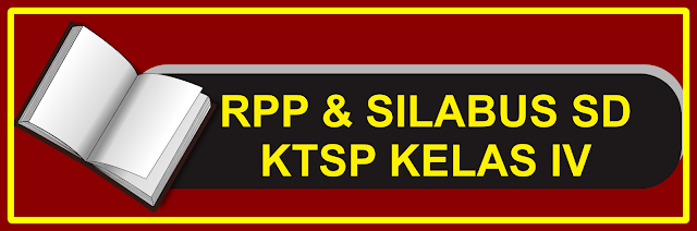 Download RPP Dan Silabus Kelas 4 SD Revisi 2017