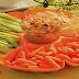 Buffalo Hummus Dip #HummusMadeEasy