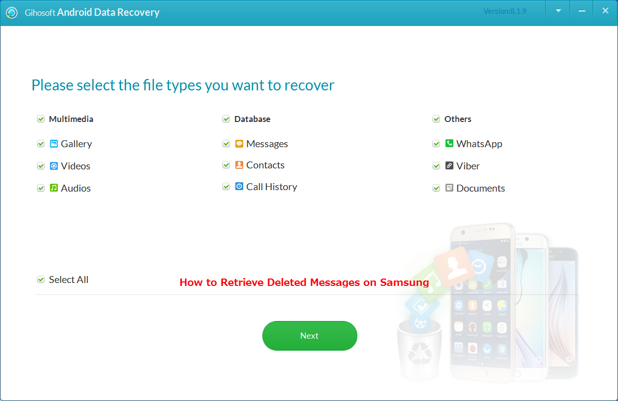 Android Phone Data Recovery: (Fixed) How to Recover Deleted