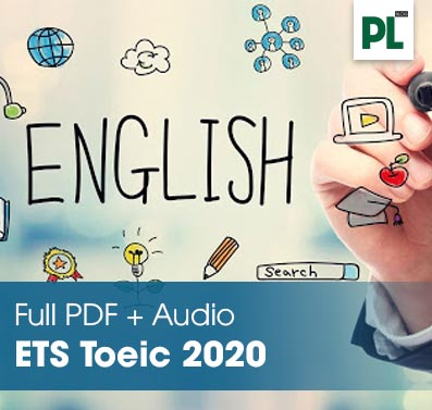 ETS Toeic 2020 - Full PDF LC + RC + Audio MP3 mới nhất