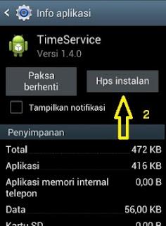 Cara Menghapus Atau Menonaktifkan Aplikasi Android Dengan Mudah