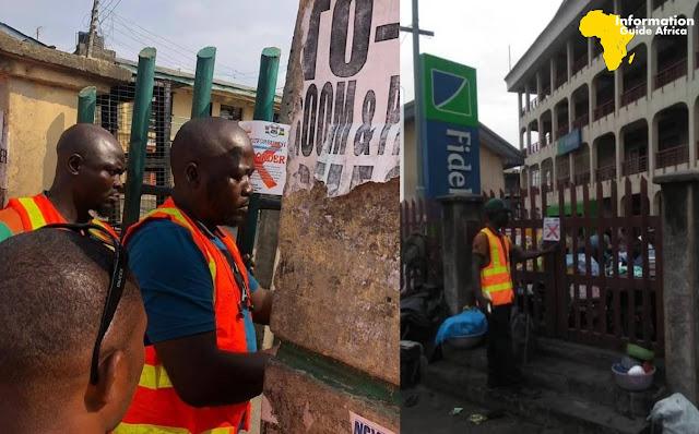 LAWMA Shuts Oyingbo Market In Lagos