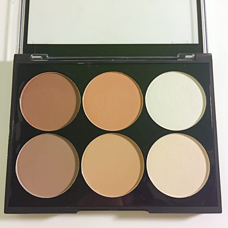 City Color Contour Palette On-the-Go