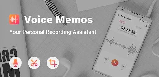 تنزيل مسجل الصوت Voice Recorder & Voice Memos برنامج تسجيل صوت احترافي  لنظام الاندرويد