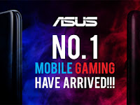 Tunggu Sebentar lagi ada Smartphone Gaming Baru dari Asus Indonesia