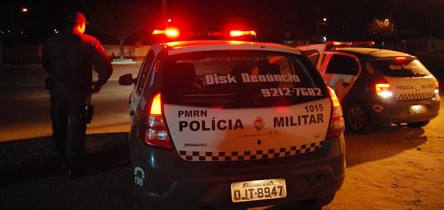 Suspeito de assalto morre em confronto com a Polícia Militar na região das Malvinas em Mossoró