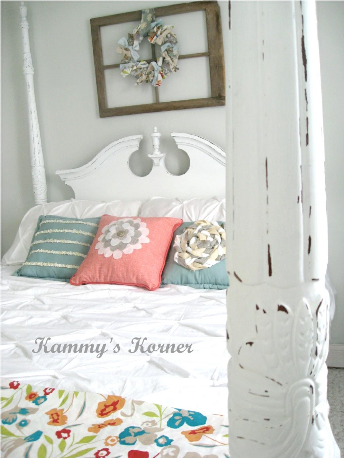 kammy s korner four poster bed cherry