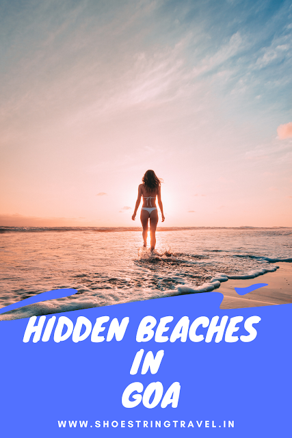 Top 10 Hidden Beaches in Goa #Goa #HiddenBeaches #Beaches #India
