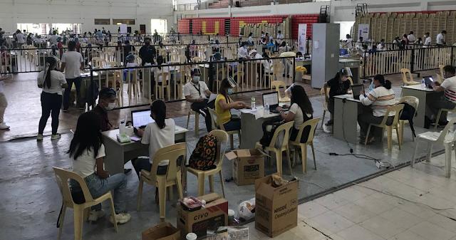 BPO Vaccination Program Davao