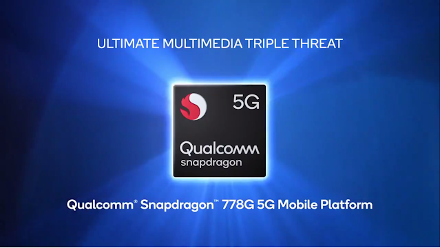 Qualcomm has launched Snapdragon 778G 5G Chipset - featuring support for FHD+ Display, Triple Camera, and 5G connectivity | TechNeg