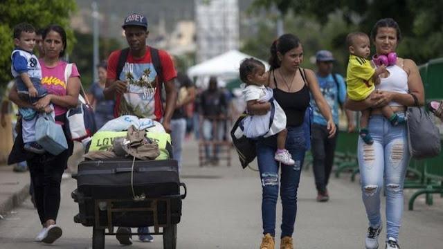¿Qué pasará con los 3,1 millones de venezolanos atrapados en Chile, Ecuador, Argentina y otros países en crisis?