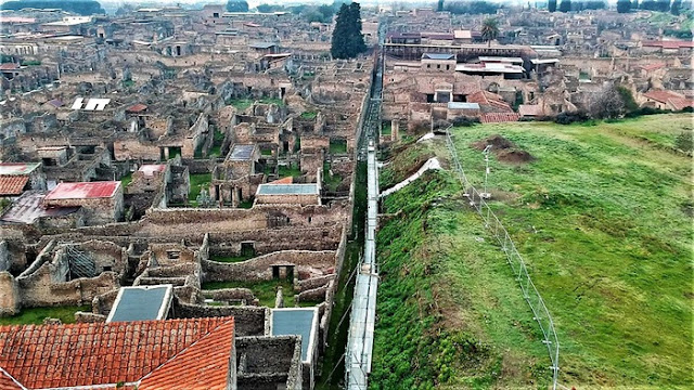 New Pompeii district to be uncovered