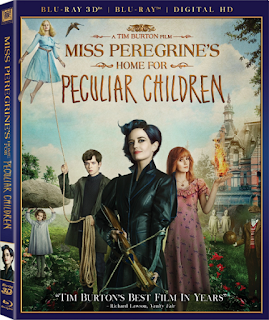 Miss Peregrines Home for Peculiar Children 2016