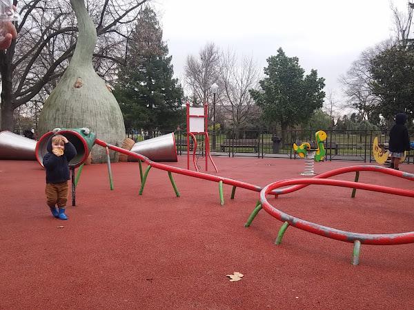 Sortie en Famille - Le parc de la Musique à Montpellier