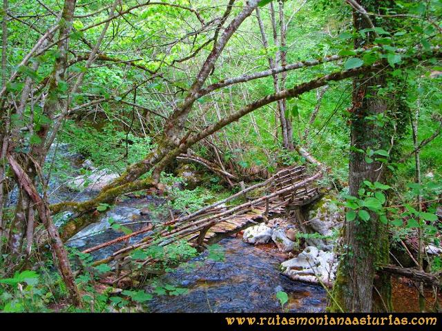 Ruta del Alba: Puente sobre el río Alba