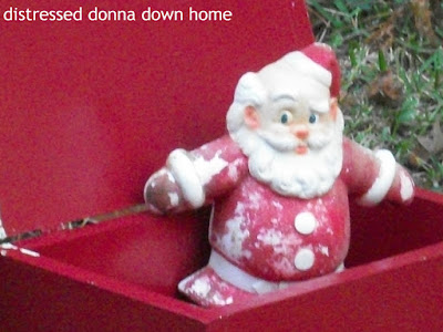 quick paint projects, Rust-Oleum spray paint, Christmas