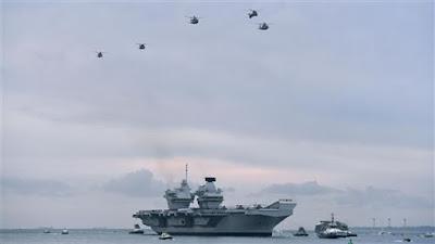 الجيش البريطاني يستعد للحرب مع كوريا الشمالية
