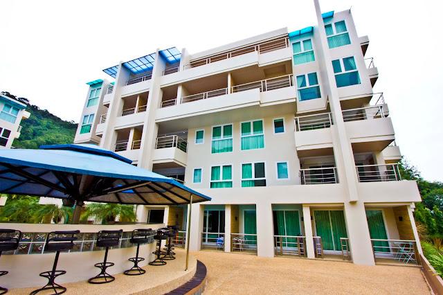 Poolside cozy Patong Beach 54 sqm Studio