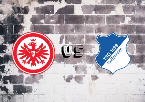 Eintracht Frankfurt vs Hoffenheim  Resumen