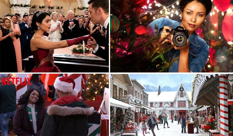 Vale a pena assistir!!! O feitiço de Natal e a Princesa e a Plebeia no Netflix