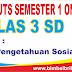 Soal UTS IPS Online Kelas 3 SD Semester 1 (Ganjil) - Langsung Ada Nilainya