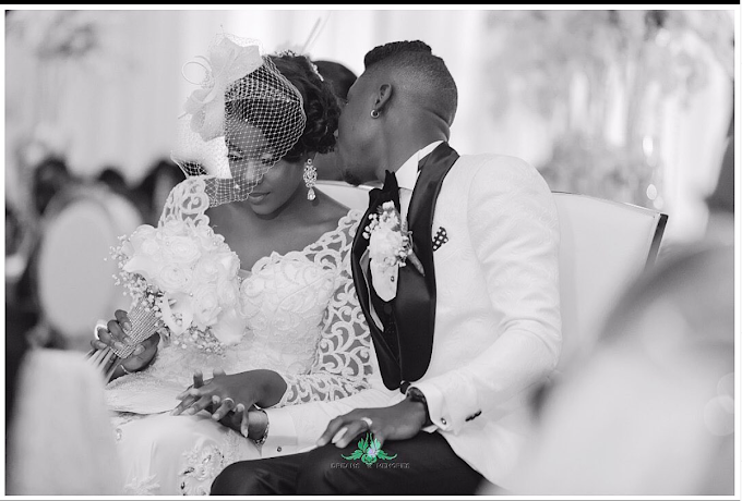 Stonebwoy and wife celebrate 2nd wedding anniversary