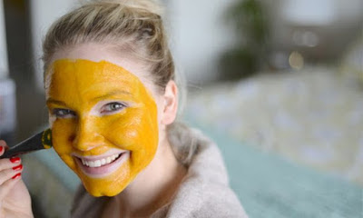 scar removal using turmeric paste