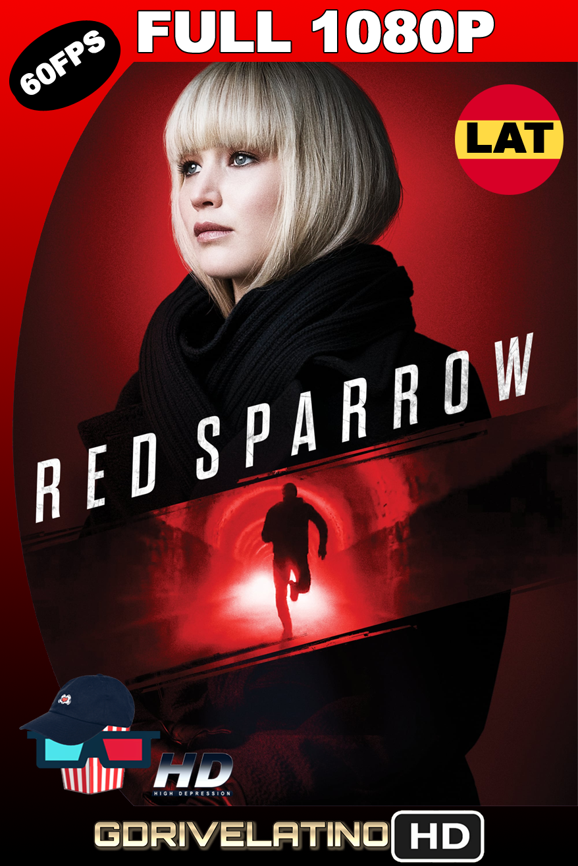 Operación Red Sparrow (2018) BDRip FULL 1080p (60 FPS) Latino-Ingles MKV