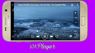KM video player for android 2019