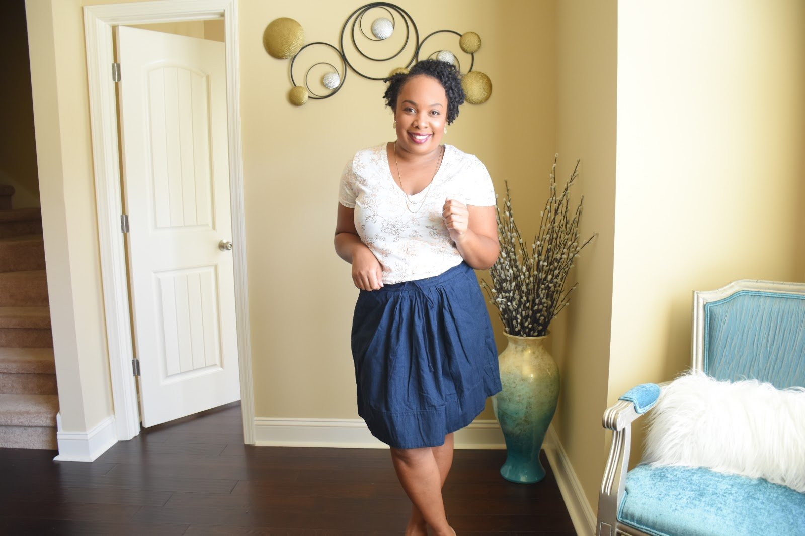 Mini Target Fall Clothes Haul: See What I Got  via  www.productreviewmom.com