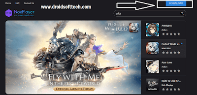 Nox App Player On PC Download