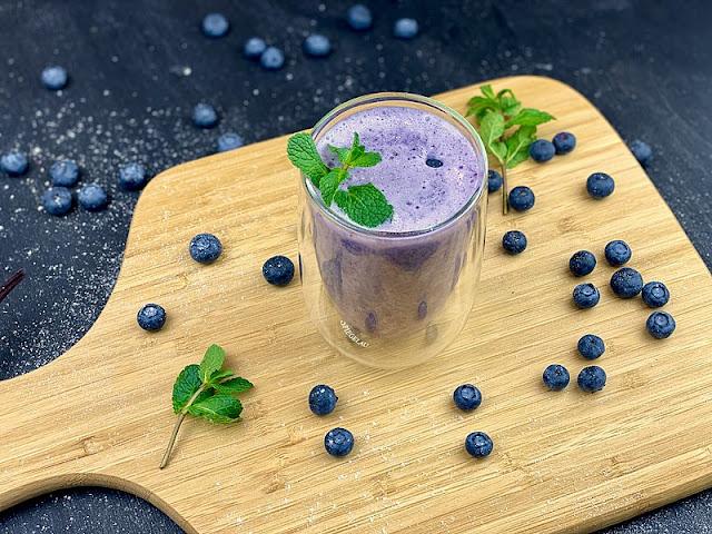 Milk protein could help boost blueberries' healthfulness
