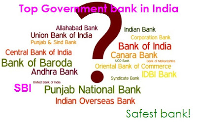 sarkari bank list in india