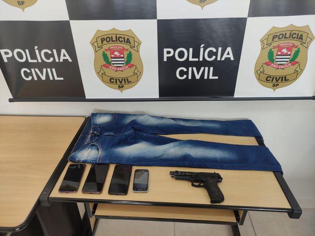 Polícia Civil captura suspeito de crime de homicídio em Registro-SP