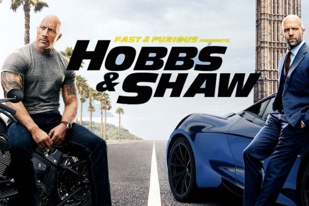 MOVIE: Fast & Furious: Hobbs & Shaw (2019)
