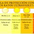 El Sol y los Rayos UV