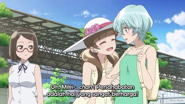 Houkago Saikoro Club Episode 05 Subtitle Indonesia