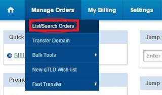 manager order hosting