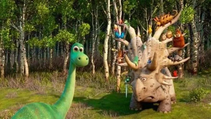 Minus the good dinosaur