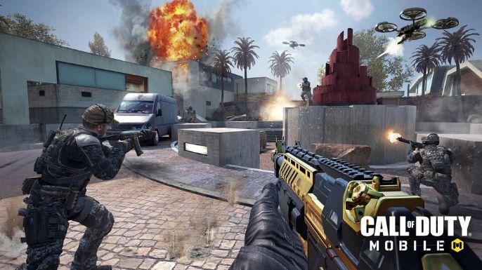 Call of Duty (mobile e desktop)
